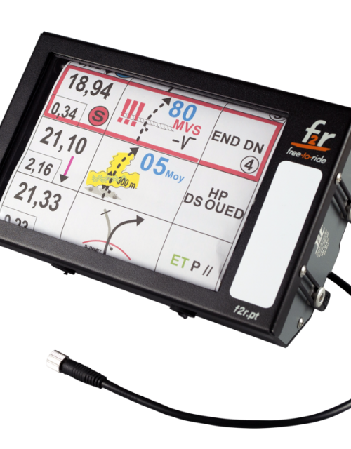 f2r rb850 rally roadbook holder