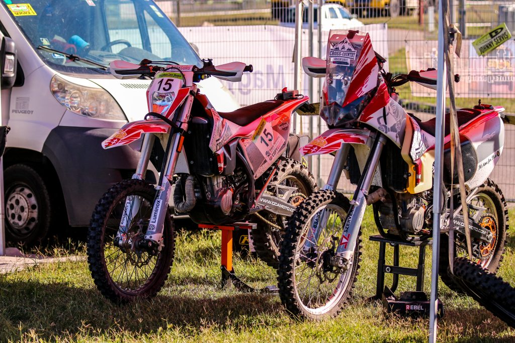 Rally Bike Prep: The Essentials // Cross Country ADV