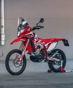 honda crf 450 l rally kit rebel rebelxsports