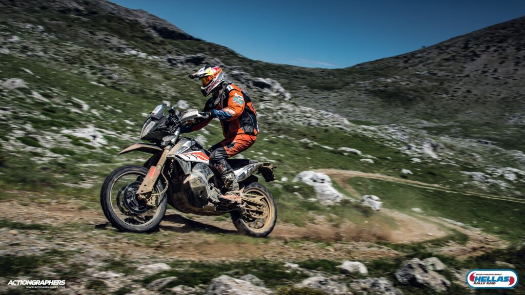 Surviving Hellas Rally Raid as a Newbie // Cross Country ADV
