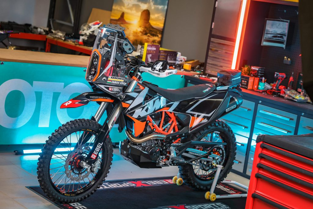 KTM 690 Enduro Rally Kit