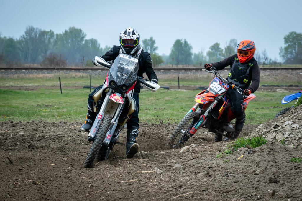 Rally Fitness: Race Prep and Saddle Time // Cross Country ADV