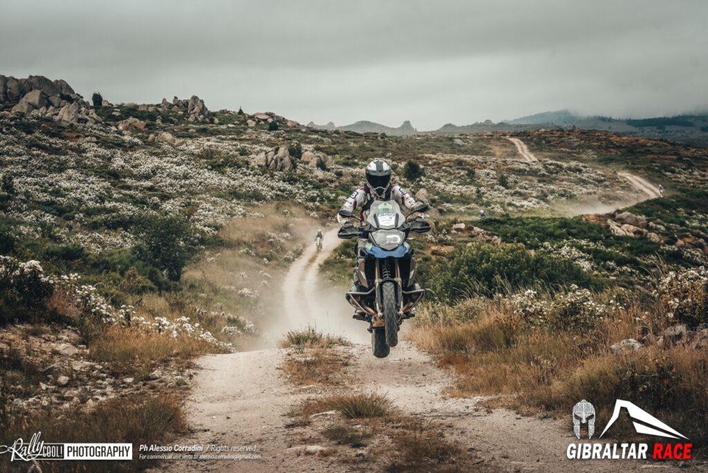 Gibraltar Race Now Underway // Cross Country ADV