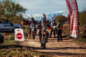 Doing a Rally Race as a Beginner: Bivouac Basics