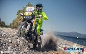 Iberian Rally Moves to Greece // Cross Country Adventures