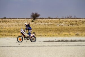Tree Surgeon to Rally Racer: Willem Avenant // Cross Country ADV