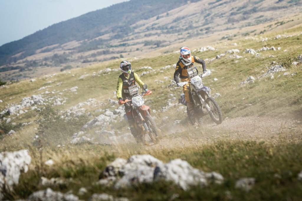 Bosnia Rally: Training to Race // Cross Country ADV