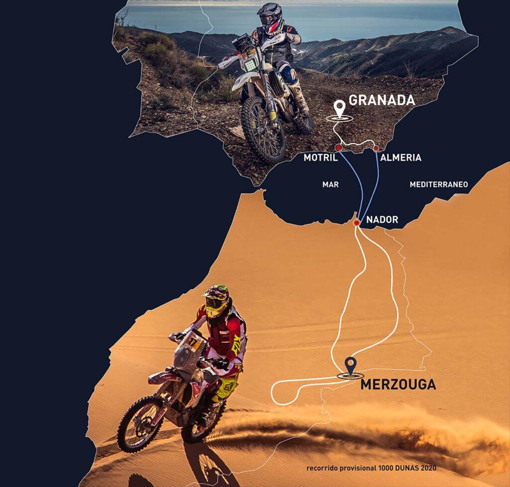 1000 Dunas: Desert Rally for Adventure Riders // Cross Country ADV
