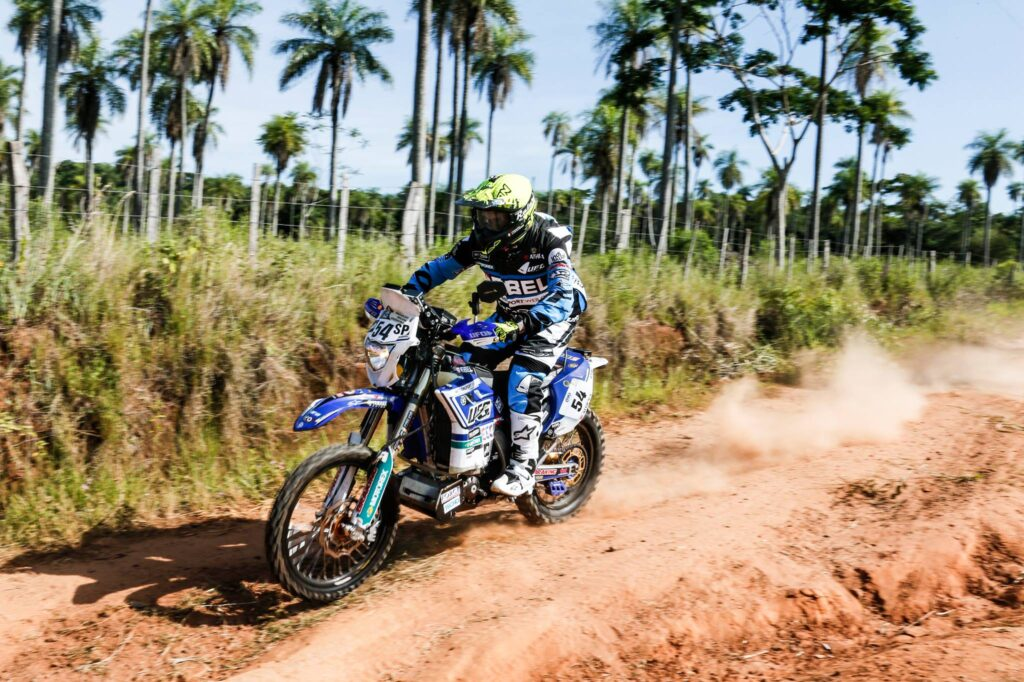 Manuel Lucchese: for Dakar, Mindset Is Everything