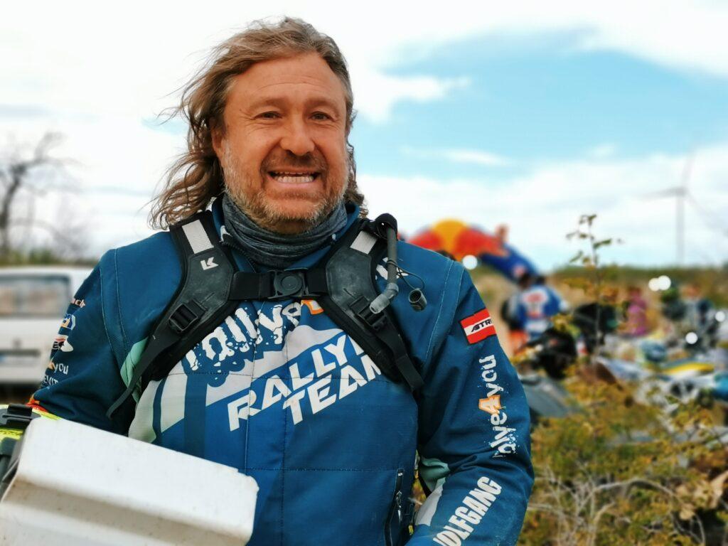 Road to Dakar 2022: Wolfgang Payr