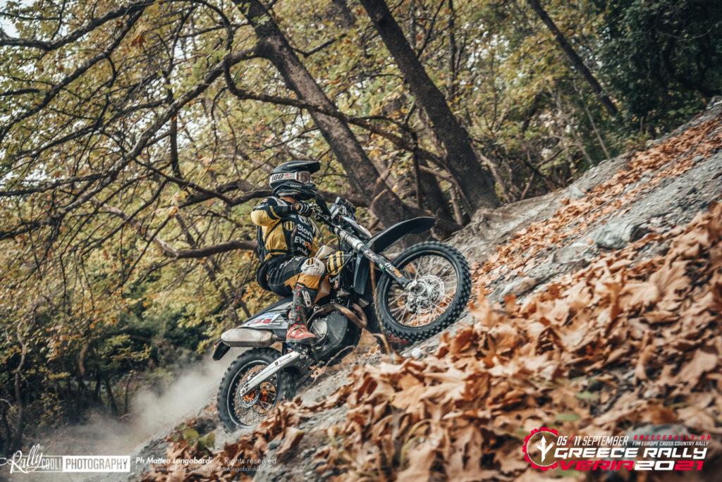 Greece Rally 2021: Among the Dakar Stars // Cross Country ADV