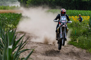Rally Racing on a Budget: It Can Be Done // Cross Country ADV