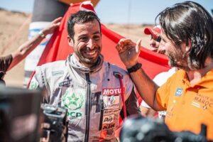 Meet Amine Echiguer, the Winner of the Rallye du Maroc Enduro Cup